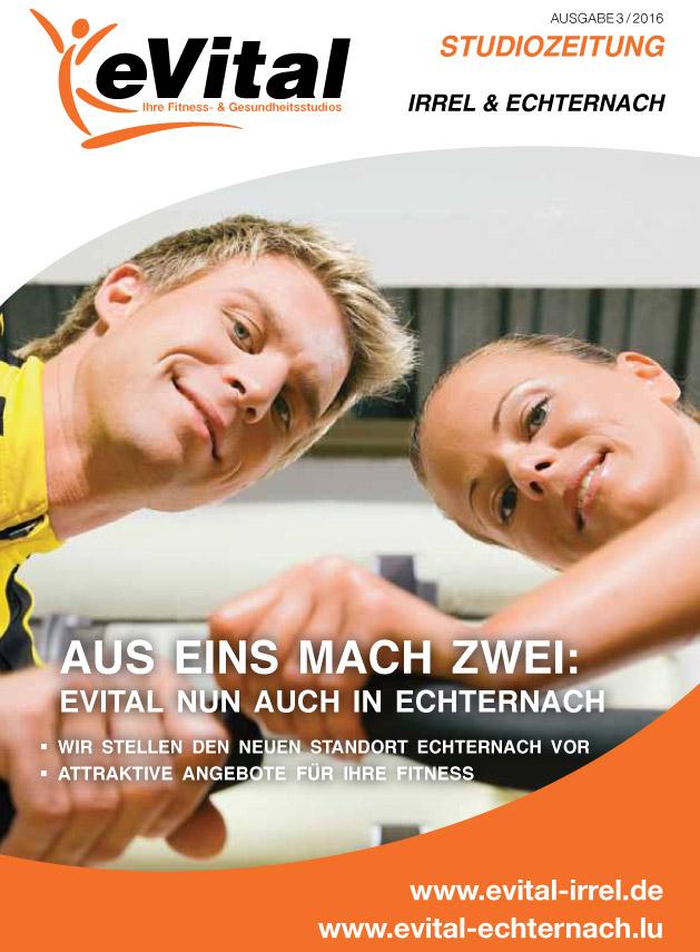 PDF Dokument öffnen (eVital Studiozeitung)